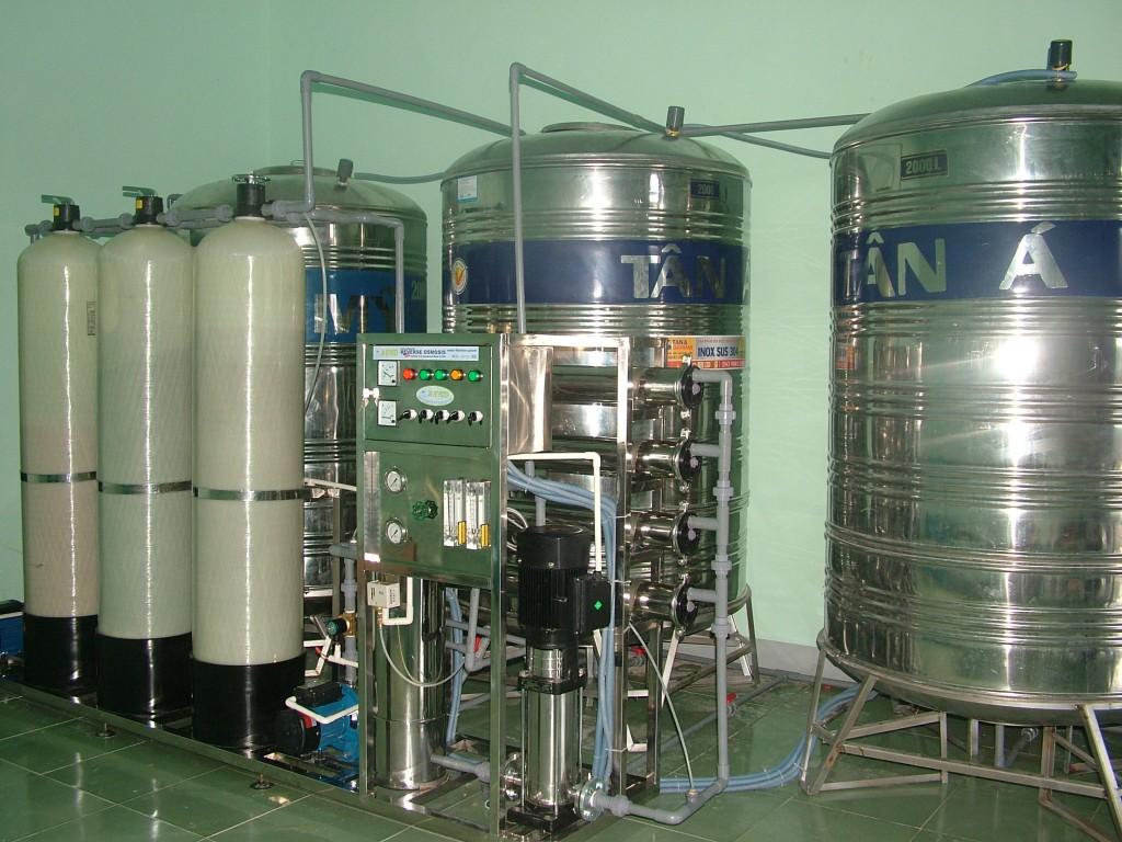 hướng dẫnchọn dây chuyền sản xuất nước tinh khiết để kinh doanh