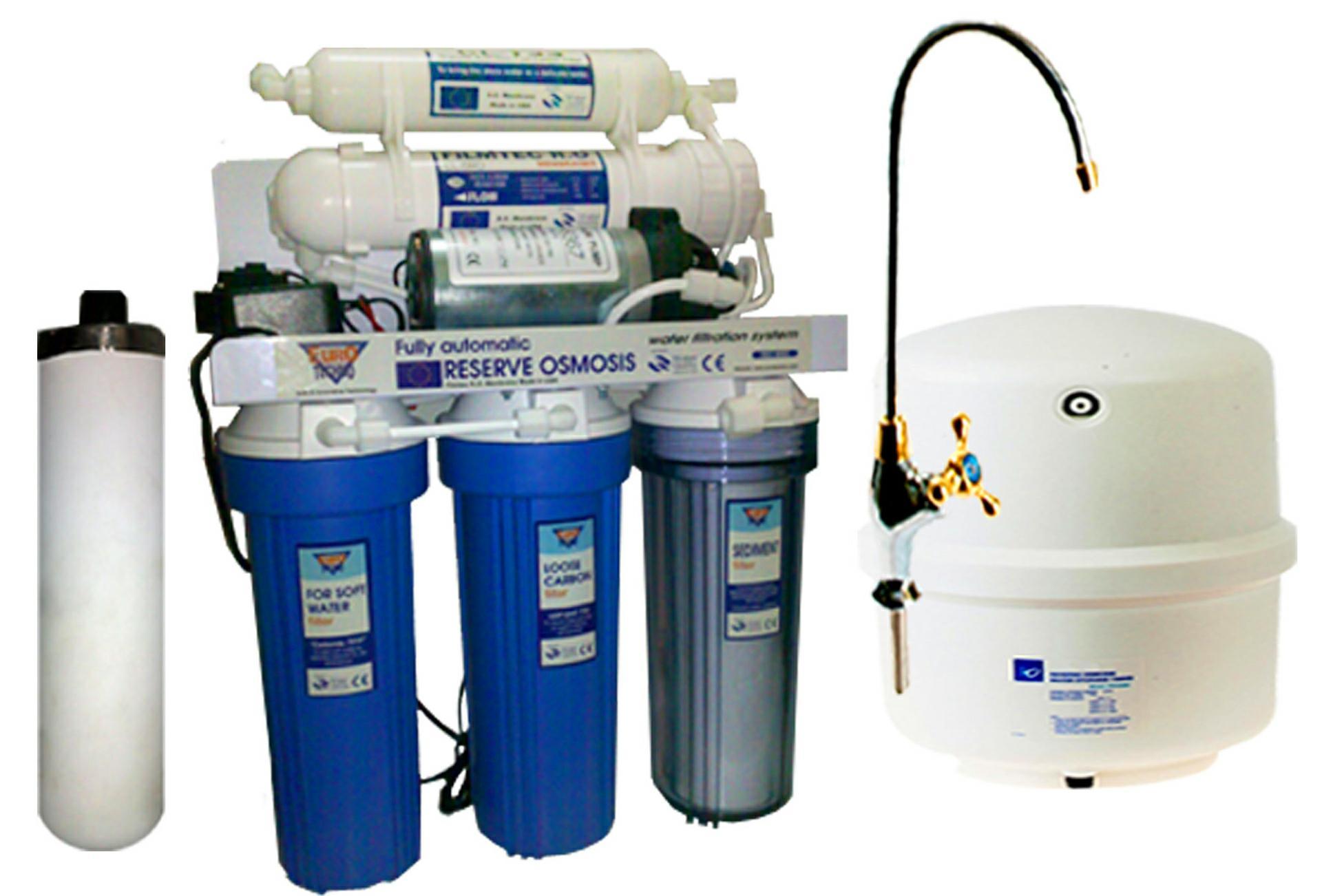 Ích lợi khi sử dụng máy lọc nước gia đình