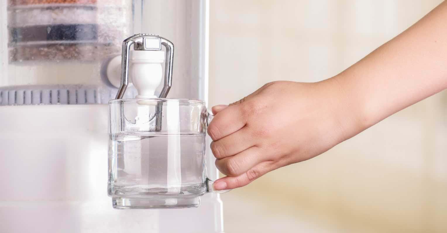 quy trình hoạt động củahệ thống xử lý nước